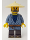Minifig No: hol159  Name: Man in Sand Blue Robe