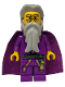 Minifig No: hp008  Name: Albus Dumbledore (Yellow Version)