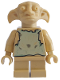 Minifig No: hp017  Name: Dobby (Elf) - Tan