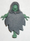 Minifig No: hp046  Name: Dementor, Sand Green with Dark Gray Shroud