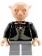 Minifig No: hp117  Name: Goblin, Light Bluish Gray Legs