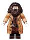 Minifig No: hp144  Name: Rubeus Hagrid, Medium Dark Flesh Coat