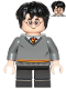 Minifig No: hp150  Name: Harry Potter, Gryffindor Sweater