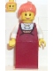 Minifig No: hrf003  Name: Lady
