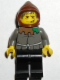 Minifig No: hrf008  Name: Hunchback Without D-Basket
