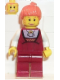 Minifig No: hrf011  Name: Lady with Legs
