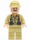 Minifig No: iaj004  Name: German Soldier 4