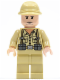 Minifig No: iaj006  Name: German Soldier 3