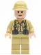 Minifig No: iaj006  Name: German Soldier 3