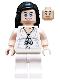 Minifig No: iaj007  Name: Marion Ravenwood - White Outfit