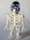 Minifig No: iaj011  Name: Akator Skeleton