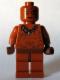 Minifig No: iaj016  Name: Ugha Warrior without Hair