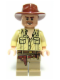Minifig No: iaj020  Name: Indiana Jones - Open Shirt