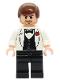 Minifig No: iaj024  Name: Indiana Jones - White Tuxedo Jacket