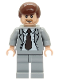 Minifig No: iaj039  Name: Indiana Jones - Gray Suit