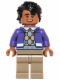 Minifig No: idea017  Name: Raj Koothrappali