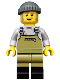 Minifig No: idea031  Name: Fisherman