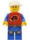 Minifig No: ixs003  Name: Xtreme Stunts Pepper Roni