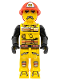 Minifig No: js001  Name: Fireman in Hat #01