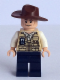 Minifig No: jw016  Name: Vet - Hat Fedora (75919)