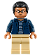 Minifig No: jw022  Name: Franklin Webb