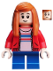 Minifig No: jw024  Name: Maisie Lockwood