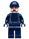 Minifig No: jw040  Name: Guard, Ball Cap, Scared Face
