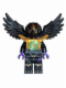 Minifig No: loc019  Name: Rawzom - Pearl Gold Armor