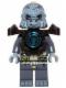 Minifig No: loc028  Name: Grumlo - Dark Brown Heavy Armor