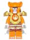 Minifig No: loc073  Name: Tormak - Orange Outfit