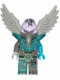 Minifig No: loc096  Name: Vornon - Trans-Light Blue Armor
