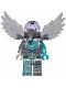 Minifig No: loc112  Name: Vornon - Flat Silver Armor