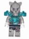 Minifig No: loc132  Name: Sykor - Heavy Armor