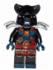 Minifig No: loc133  Name: Tormak - Black Outfit