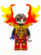 Minifig No: loc135  Name: Razar - Armor Breastplate, Flame Wings