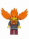 Minifig No: loc144  Name: Frax - Dark Red Legs
