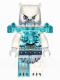 Minifig No: loc147  Name: Iceklaw - Heavy Armor