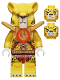Minifig No: loc148  Name: Lundor - Fire Chi and Armor