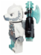 Minifig No: loc154  Name: Iceklaw - Freeze Cannon Pack