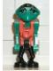 Minifig No: lom001  Name: LoM Martian - Orange Body, Black Legs