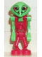 Minifig No: lom005  Name: LoM Martian - Arcturus