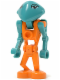 Minifig No: lom012  Name: LoM Martian - Vega