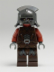 Minifig No: lor007  Name: Uruk-hai - Helmet