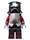 Minifig No: lor022  Name: Uruk-hai - Handprint Helmet