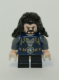 Minifig No: lor040  Name: Thorin Oakenshield - Chain Mail