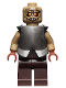 Minifig No: lor068  Name: Mordor Orc - Bald with Armor