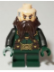 Minifig No: lor095  Name: Dwalin the Dwarf - No Cape