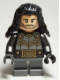Minifig No: lor096  Name: Kili the Dwarf - Gold Buckle (79018)