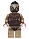 Minifig No: lor101  Name: Hunter Orc with Top Knot