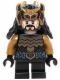 Minifig No: lor106  Name: Thorin Oakenshield - Gold Armor and Crown (79017)